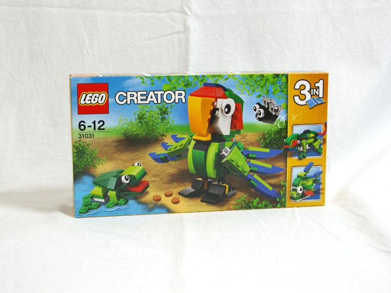 #31031 レゴ 熱帯の動物たち
