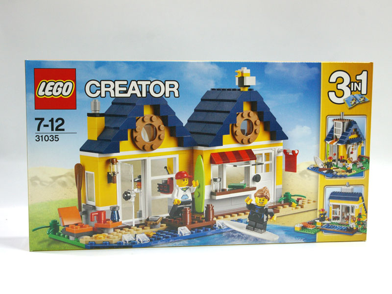 #31035 レゴ ビーチハウス