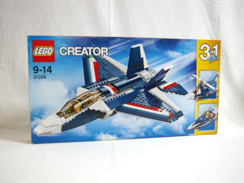 #31039 レゴ ジェットプレーン