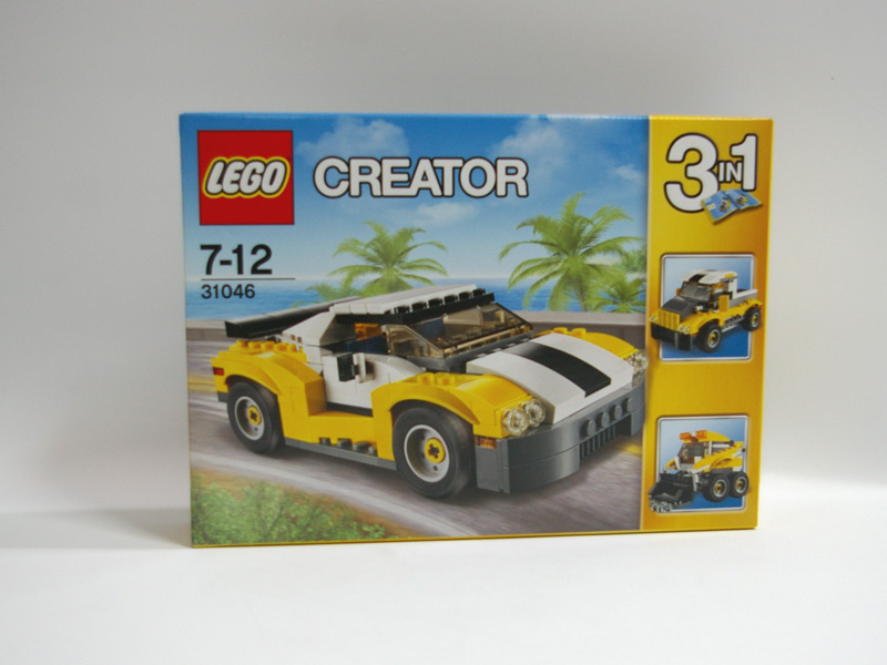 #31046 レゴ スポーツカー