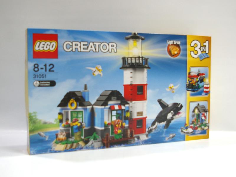 #31051 レゴ 灯台