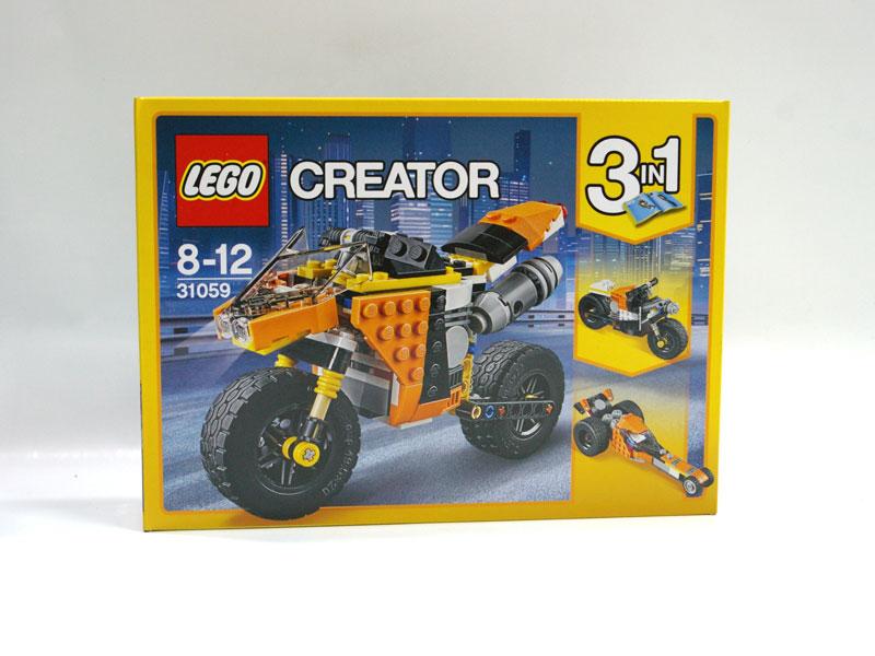 #31059 レゴ ストリートバイク
