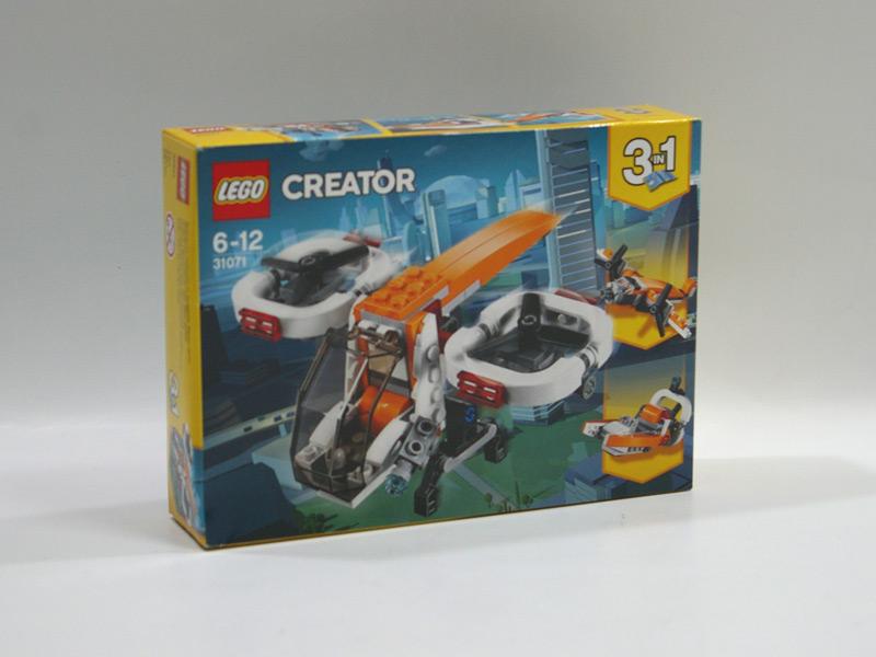 #31071 レゴ ドローン
