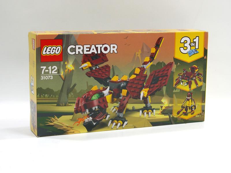 #31073 レゴ 伝説の生き物