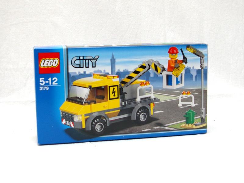 #3179 レゴ 修理トラック