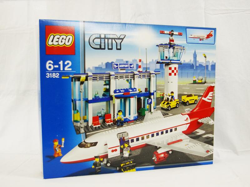 #3182 レゴ 空港