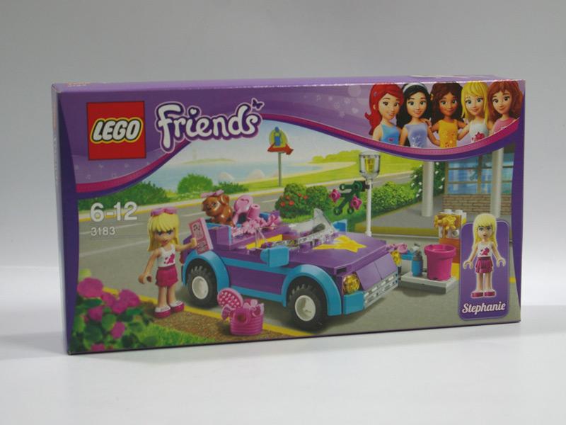 #3183 レゴ オープンカー