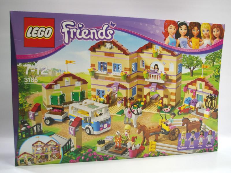 #3185 レゴ カントリークラブハウス