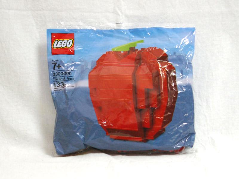 #3300000 レゴ リンゴ