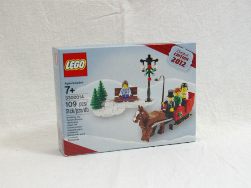 #3300014 レゴ ホリディセット 2012