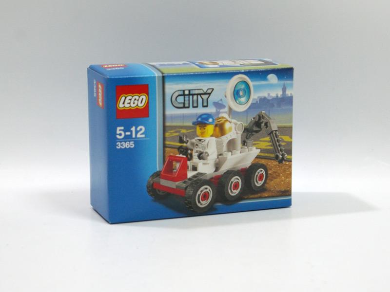 #3365 レゴ スペースバギー