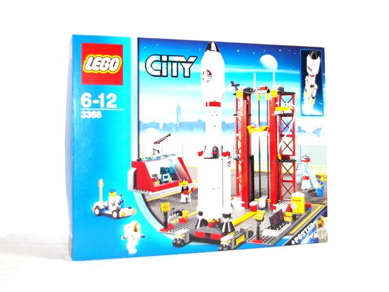 #3368 レゴ スペースセンター
