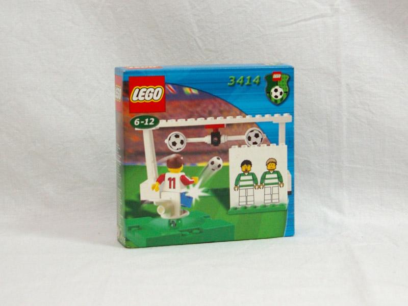 #3414 レゴ フリーキック
