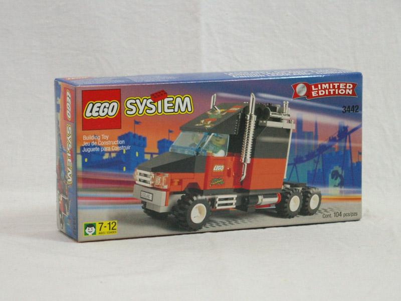 #3442 レゴ レゴランドカリフォルニアトラック