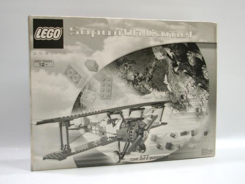 #3451 レゴ ソッピース キャメル