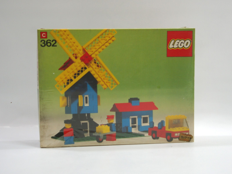 #362 レゴ レゴランド風車小屋
