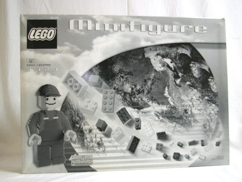 #3723 レゴ ジャンボフィギュア