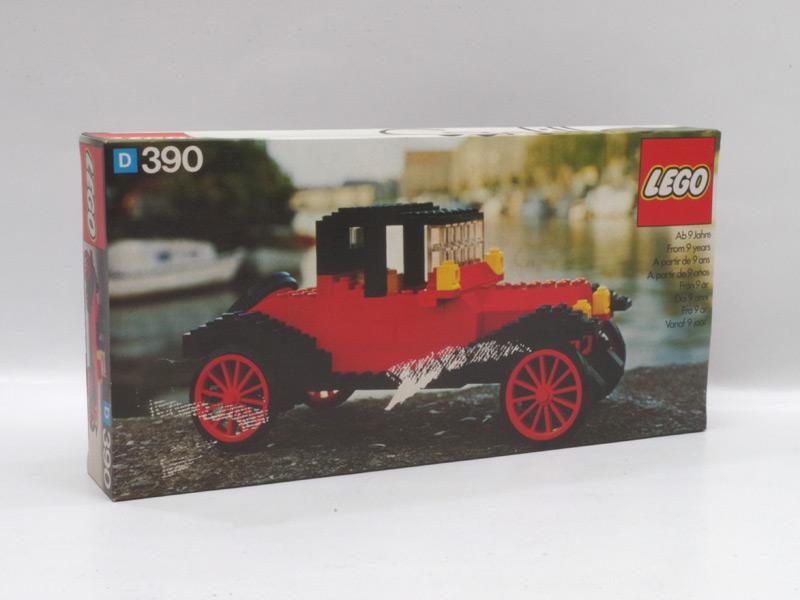 #390 レゴ 1913年製 キャデラック