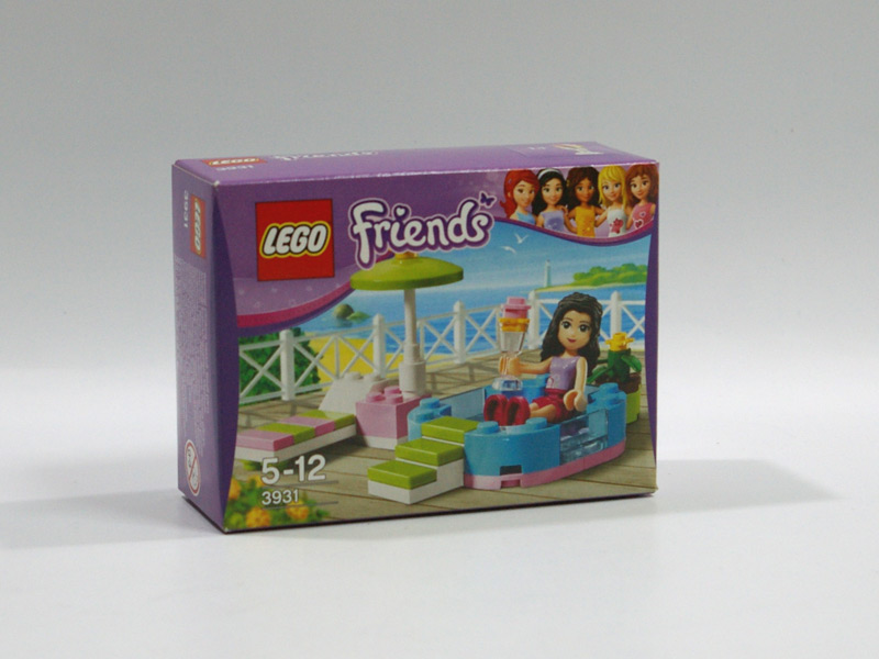 #3931 レゴ ハッピープールサイド
