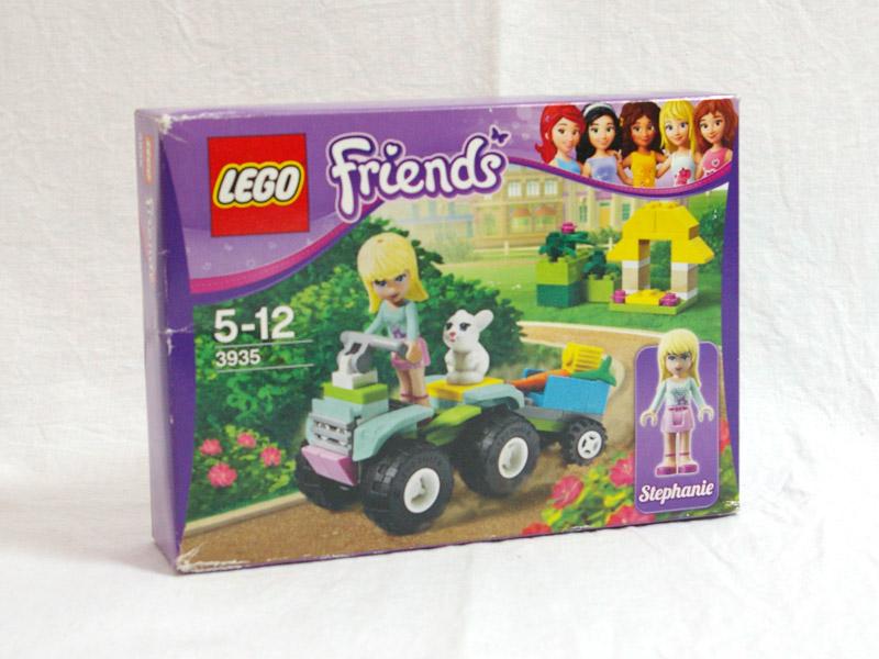 #3935 レゴ カラフルジープ