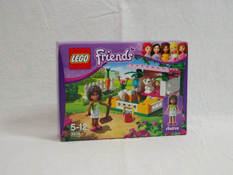 #3938 レゴ バニーガーデン