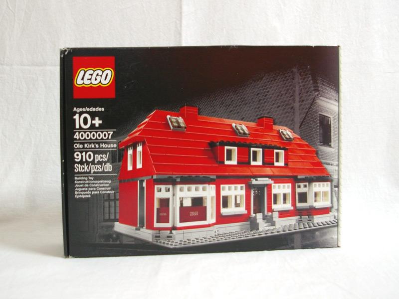 #4000007 レゴ オレ・キアクの家