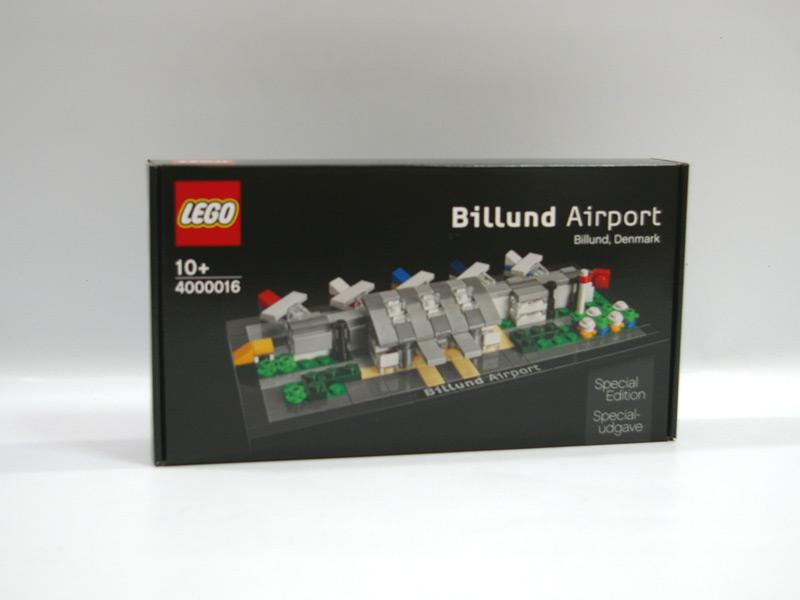 #4000016 レゴ ビルン国際空港