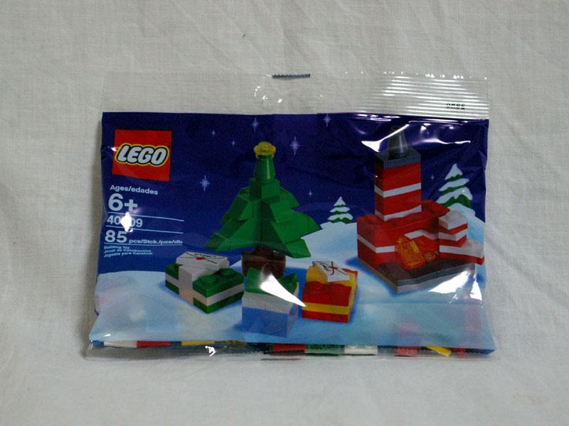 #40009 レゴ クリスマス