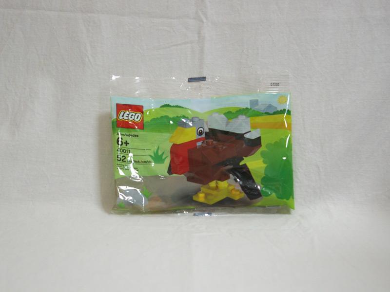 #40011 レゴ サンクスギビング・ターキー