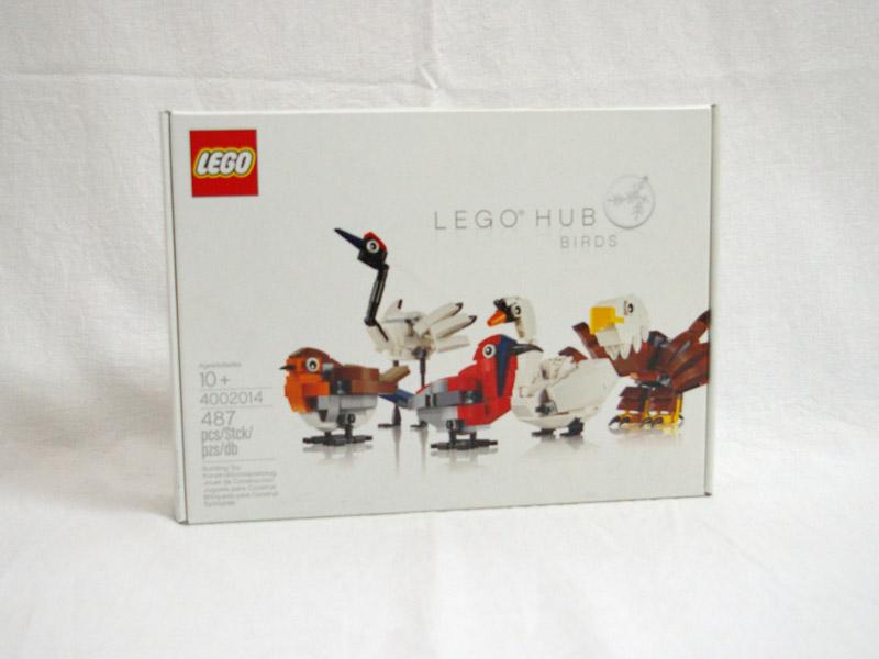 #4002014 レゴ ハブ・バード