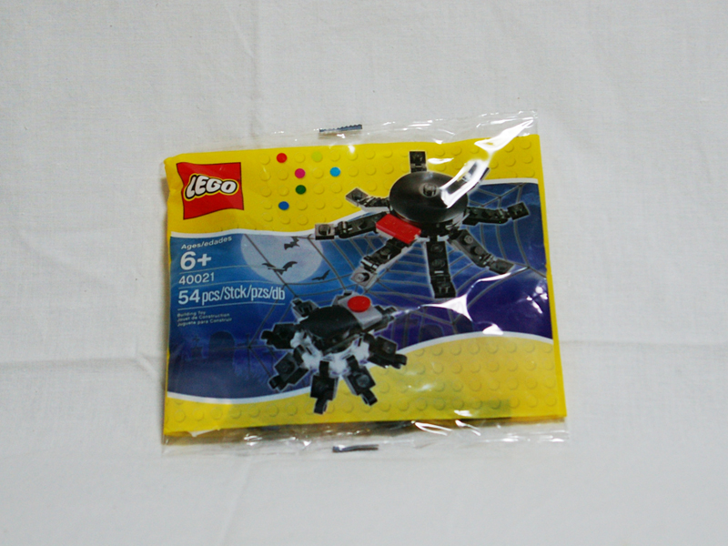 #40021 レゴ 蜘蛛セット