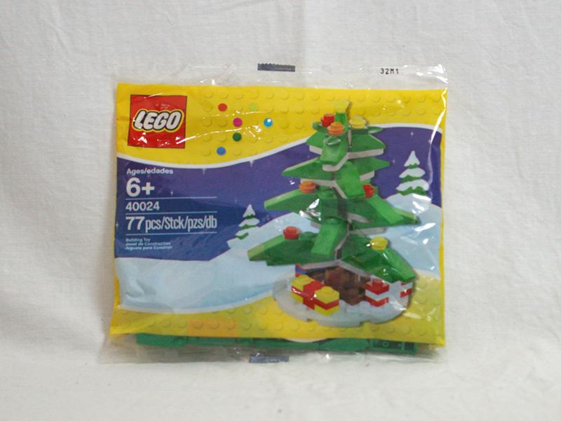 #40024 レゴ クリスマスツリー