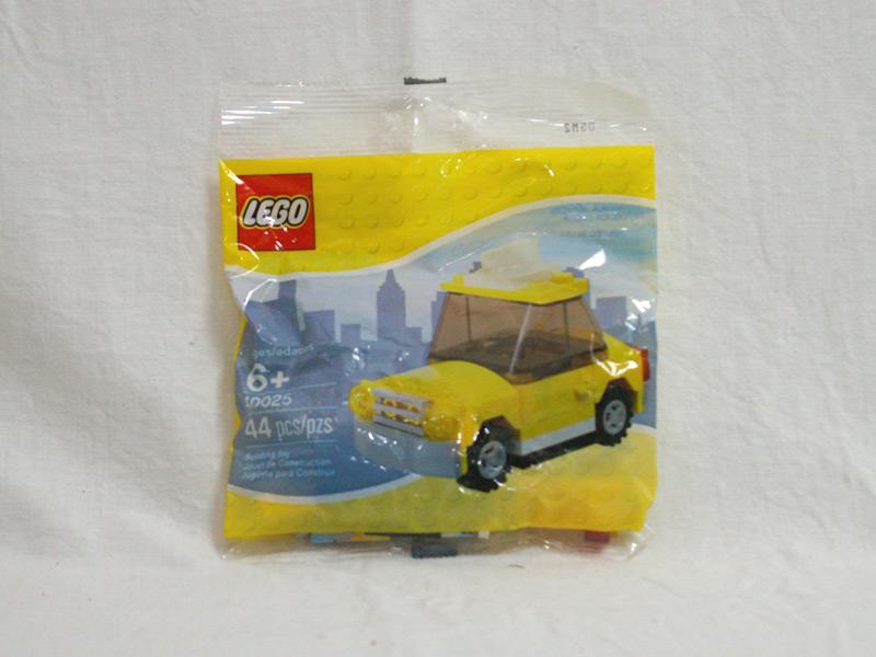 #40025 レゴ イエローキャブ