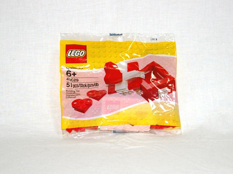 #40029 レゴ バレンタインデー・ボックス