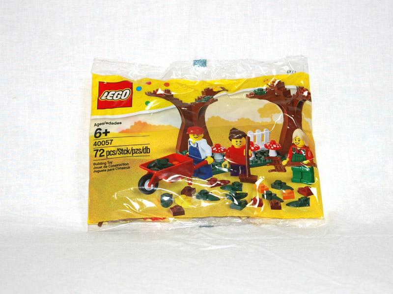 #40057 レゴ フォールシーン