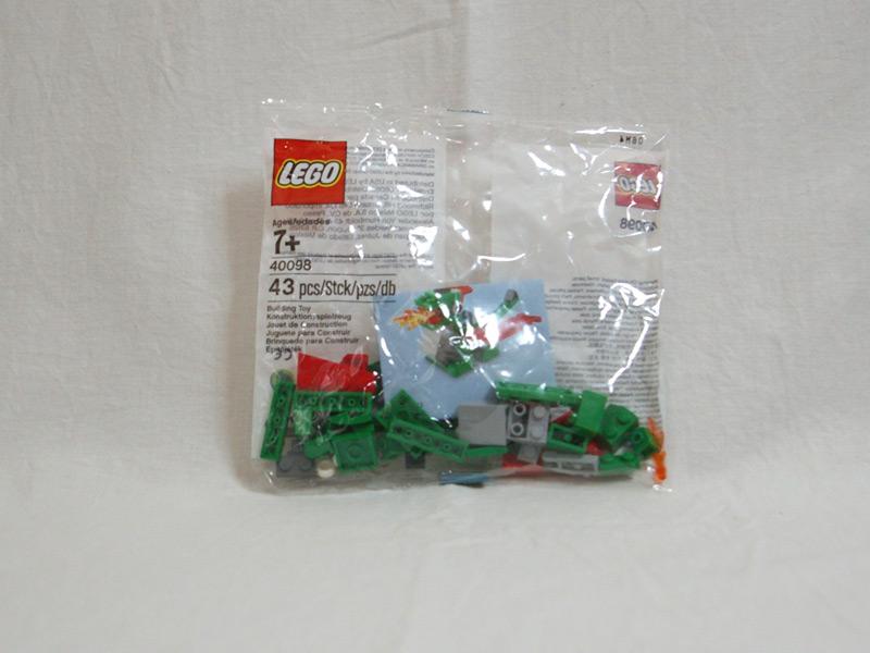 #40098 レゴ ドラゴン