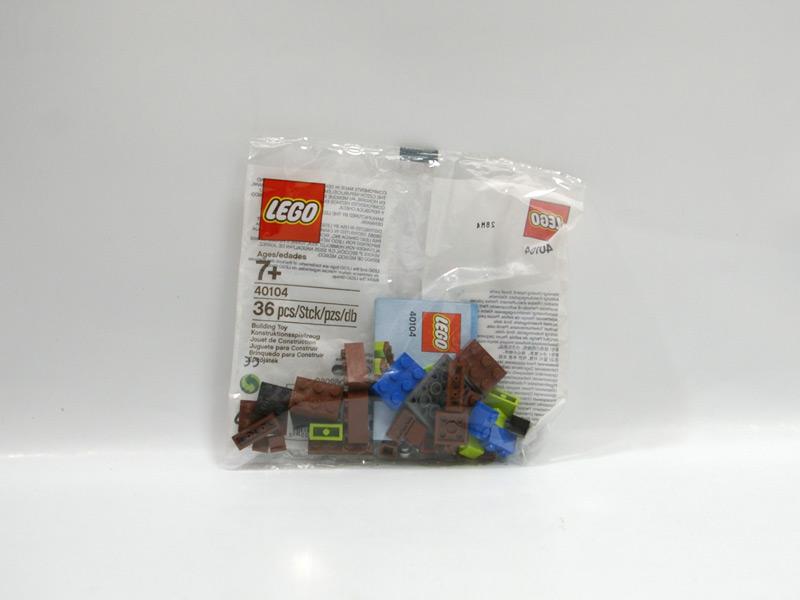 #40104 レゴ フランケンシュタイン