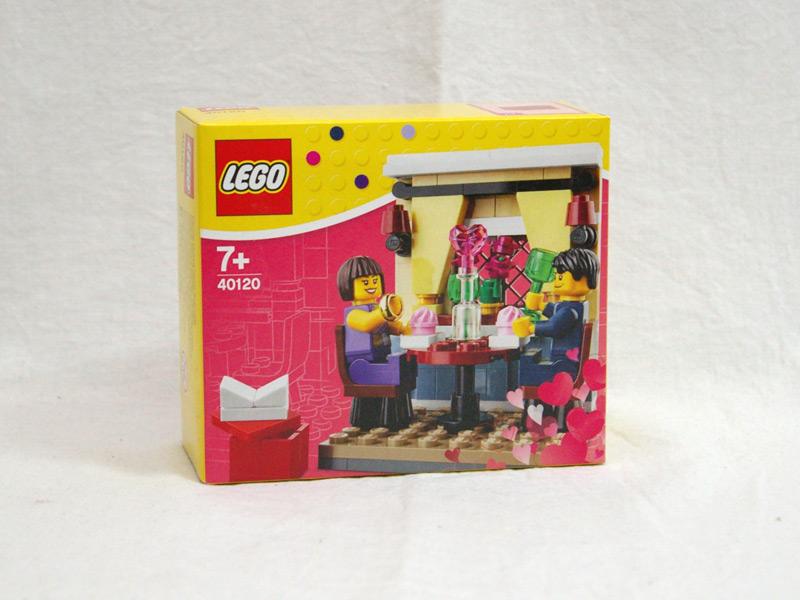 #40120 レゴ バレンタインディナー