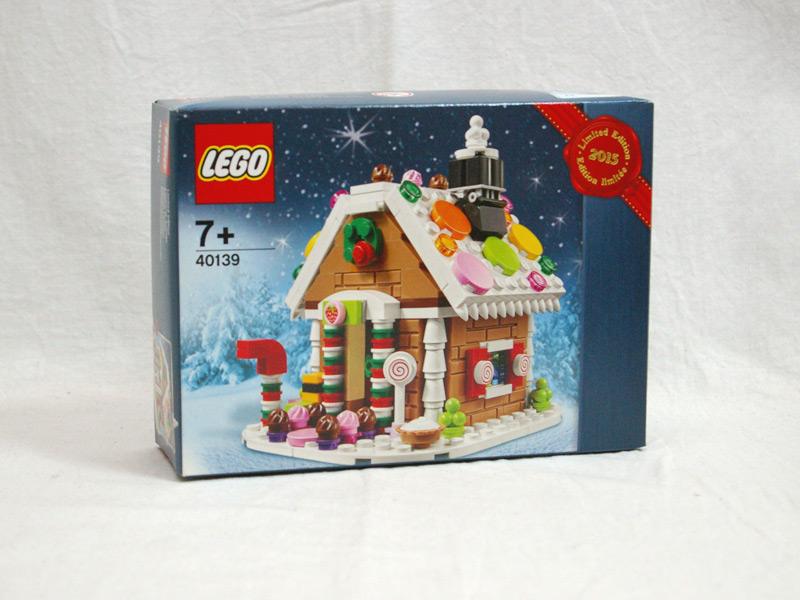 #40139 レゴ ジンジャーブレッドハウス
