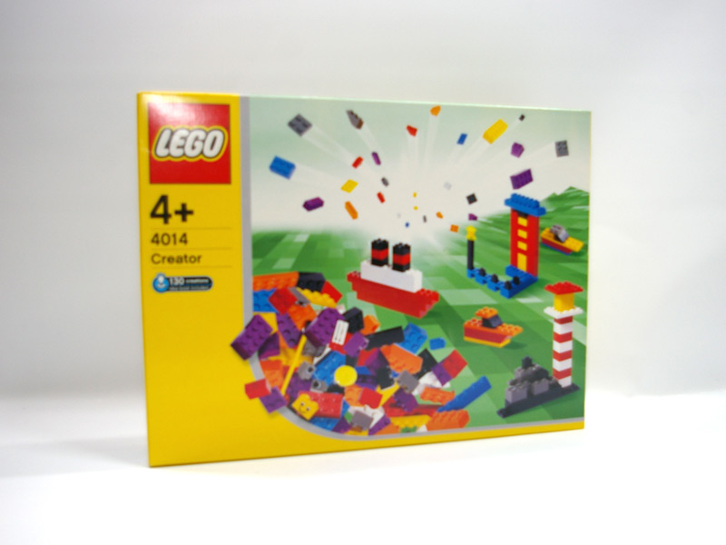 #4014 レゴ クリエイターパック