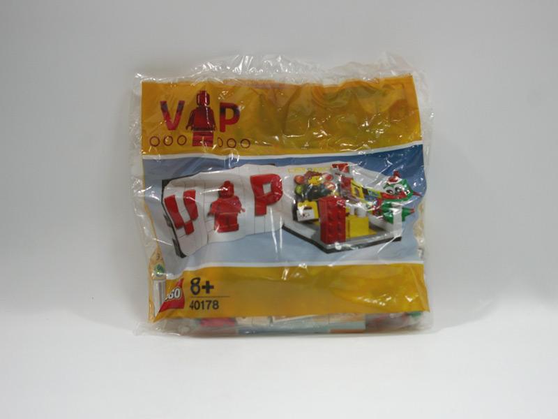 #40178 レゴ アイコニック・VIPセット