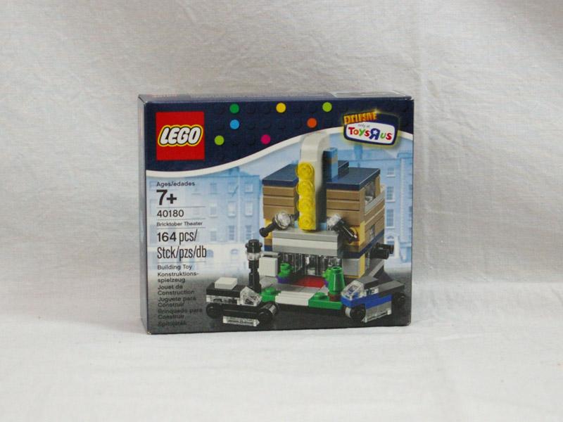 #40180 レゴ ミニモジュール シアター