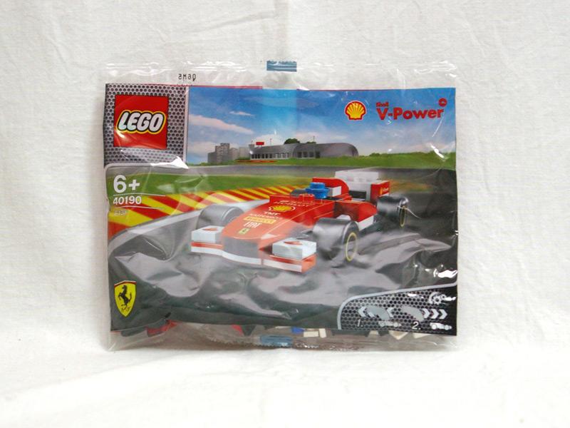 #40190 レゴ フェラーリF138