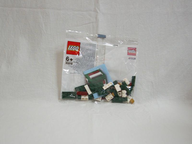 #40219 レゴ クリスマスプレゼント