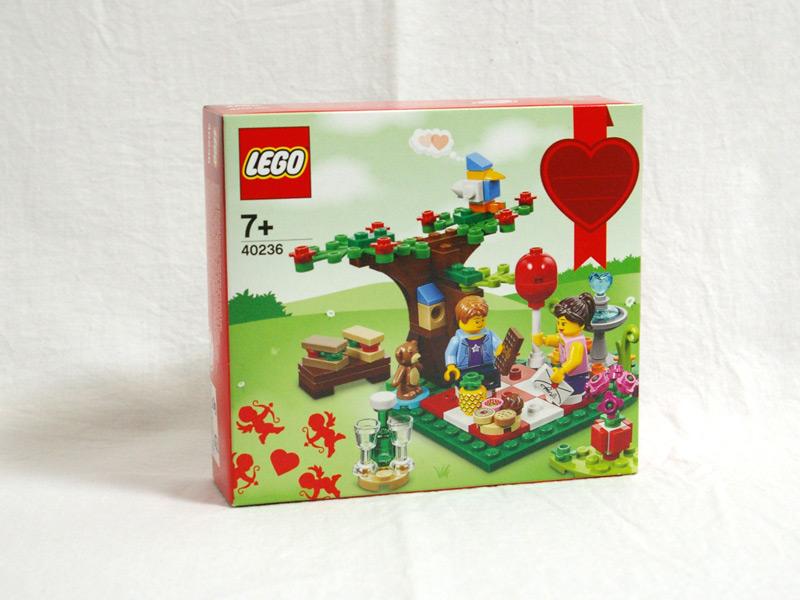 #40236 レゴ ロマンティック・バレンタイン・ピクニック
