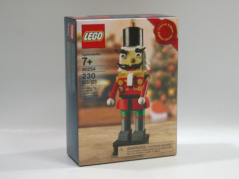 #40254 レゴ くるみ割り人形