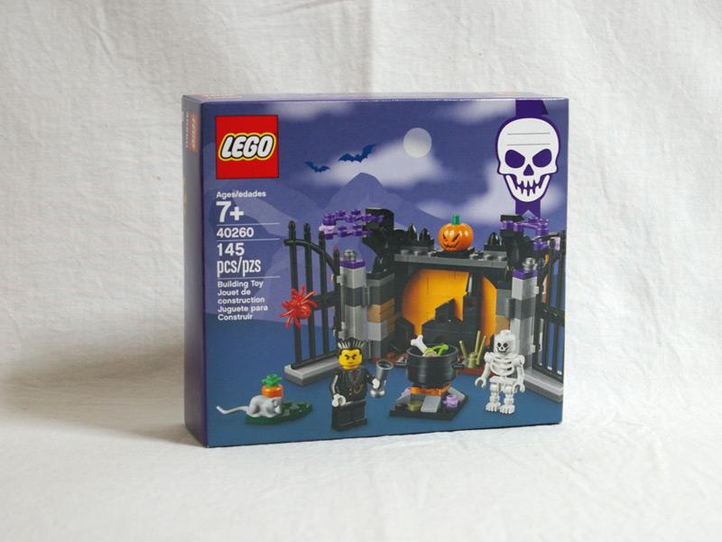 #40260 レゴ ハロウィーン・ハント
