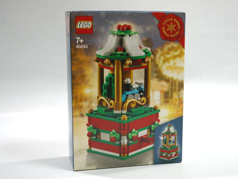 #40293 レゴ クリスマス カルーセル