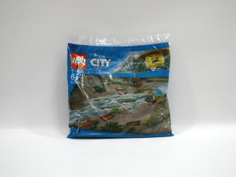 #40302 レゴ ビカム・マイ・ヒーロー レゴ