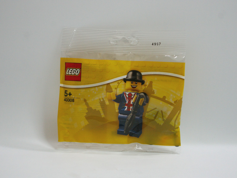 #40308 レゴ レスターミニフィグ